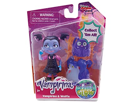 Amazon Com Vampirina Best Ghoul Wolfe Toy Activity Roleplay Sets