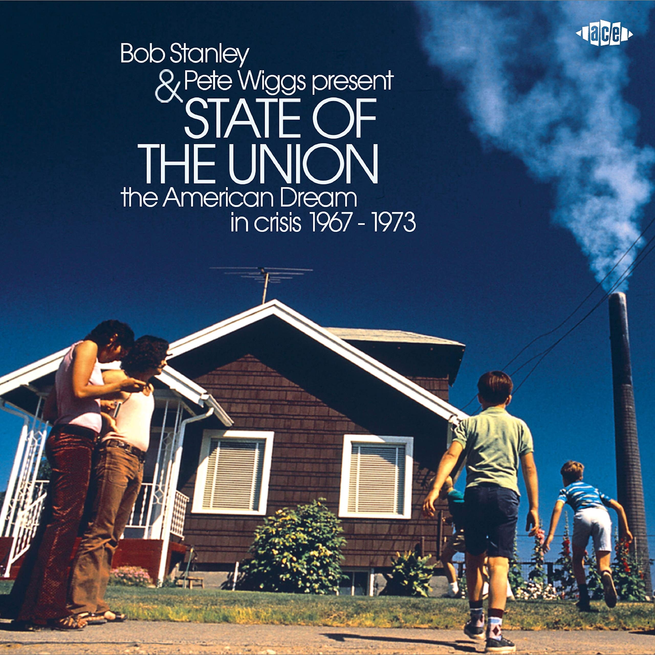 Vinilo : VARIOUS ARTISTS - Bob Stanley & Pete Wiggs Present State Of The Union: American Dream Incrisis 1967-1973 /  Various (United Kingdom - Import)
