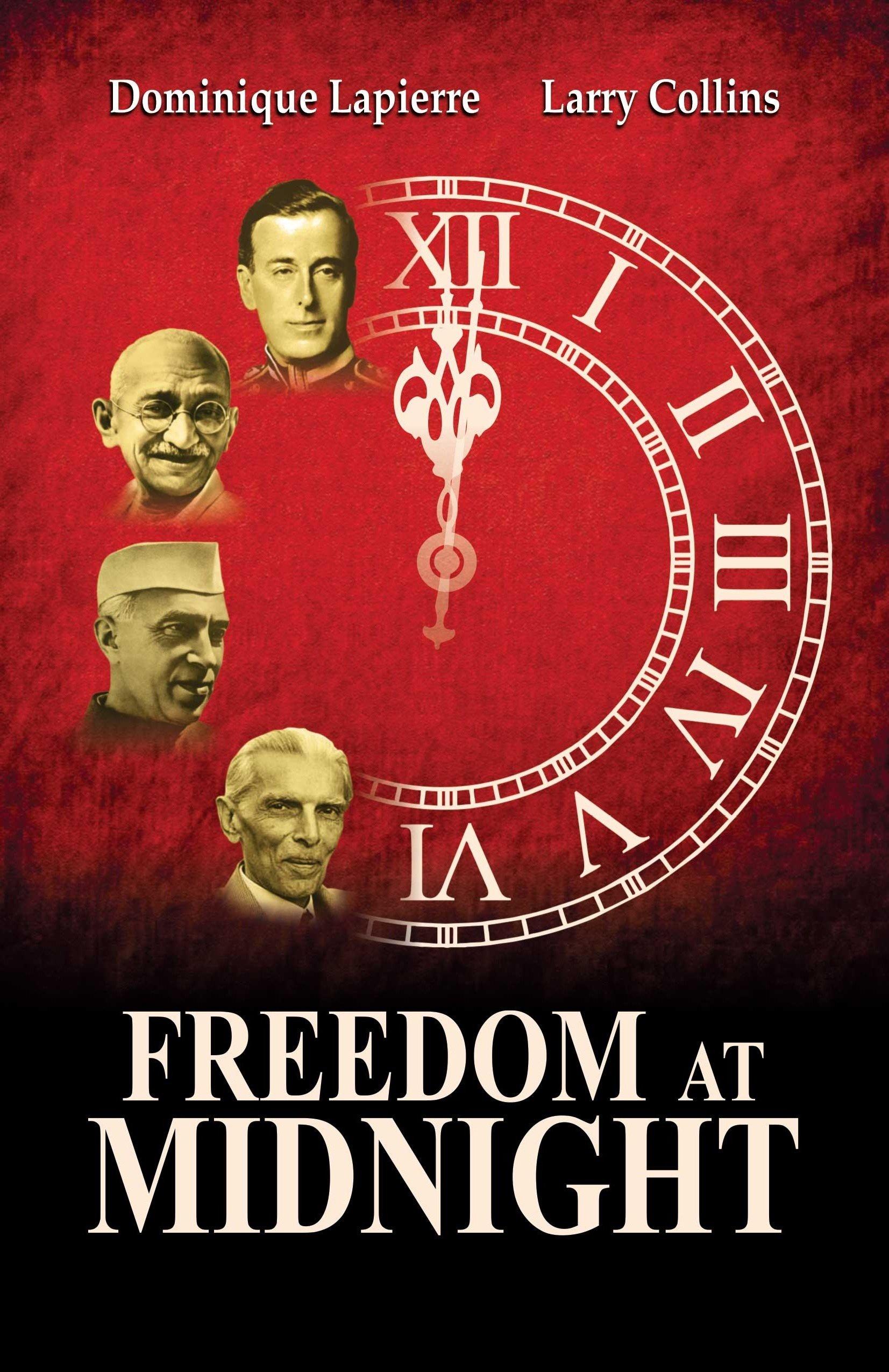 Freedom at midnight pdf in hindi
