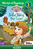 World of Reading Sofia the First:  Sofia Takes the Lead: Level 1 (English Edition)