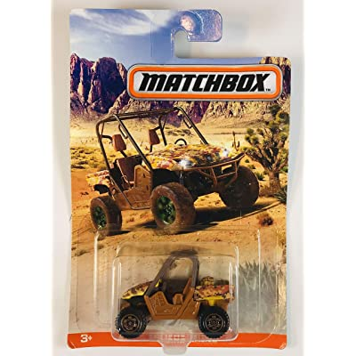 MATCHBOX EXCLUSIVE YAMAHA RHINO: Toys & Games