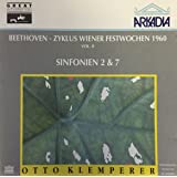 Beethoven;Syms.2 & 7