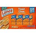 120-Count Lance Peanut Butter/Cheese Cracker Sandwich Cracker Packs