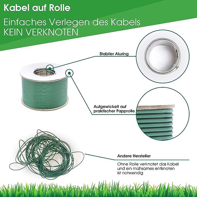 LOHAG - Cable de limitación universal, cable de limitación para ...