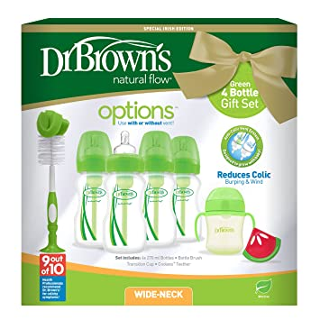 Dr Browns Options Natural Flow Exklusives Geschenkset Farbe