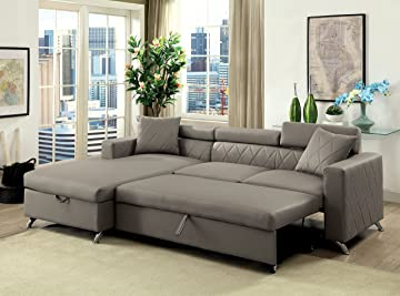 Sleeper Sectional Sofa for Small Dinning Room