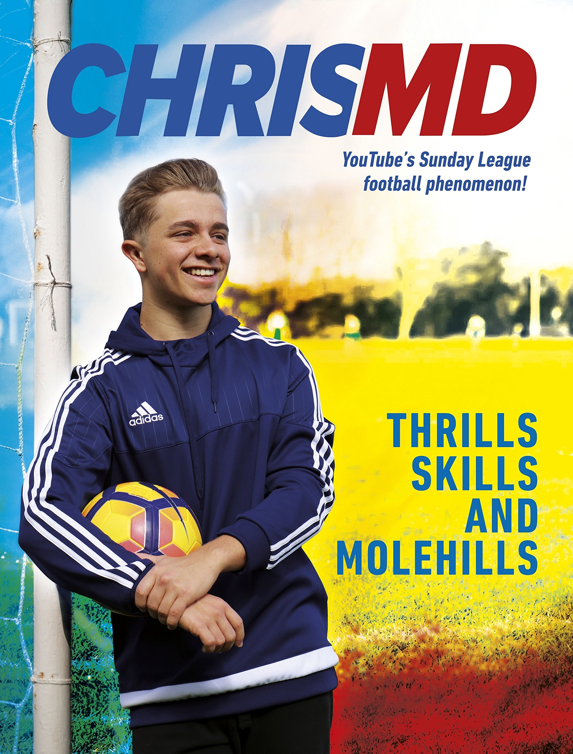 Thrills, Skills and Molehills: The Beautiful Game? by Puffin (Image #1)