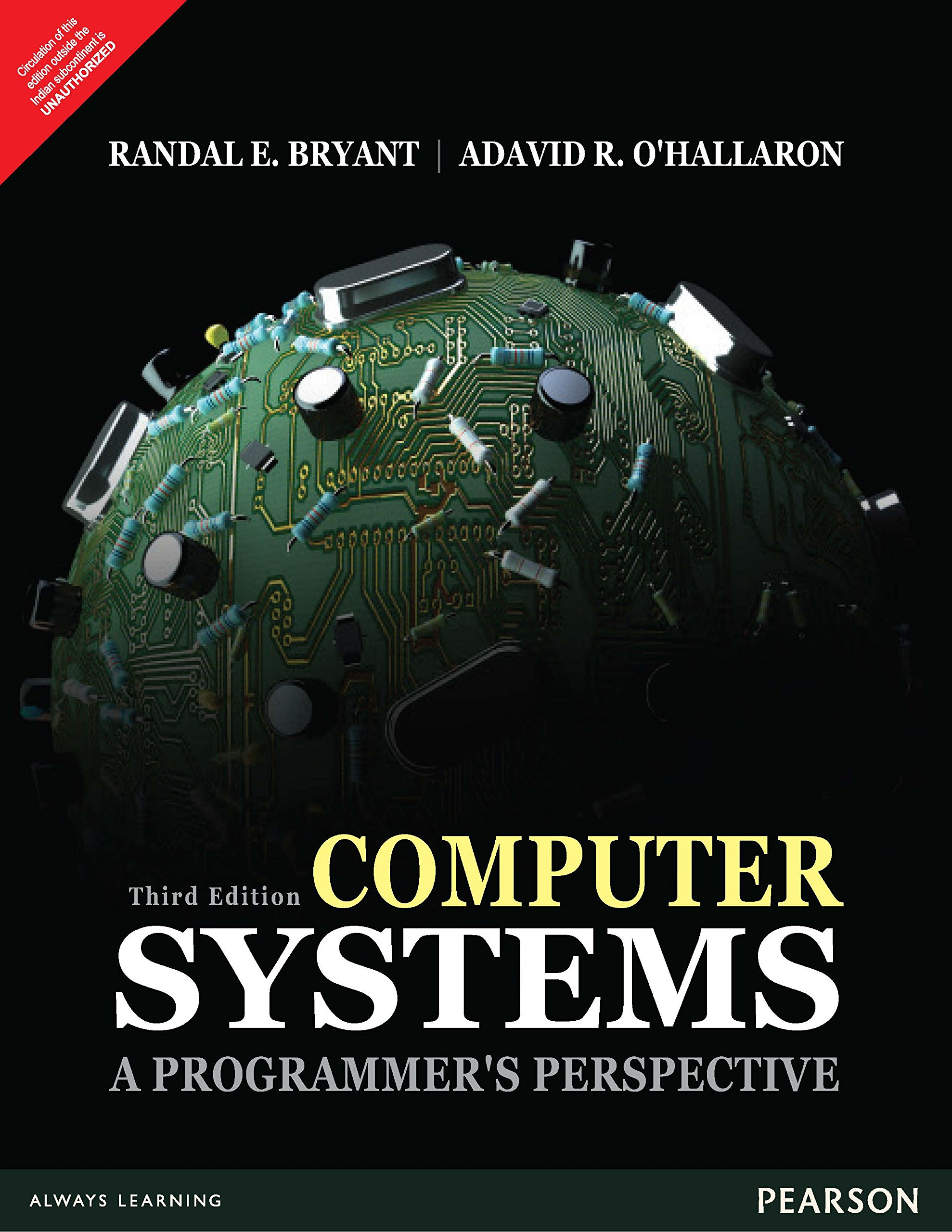 Computer Systems Programmers Perspective 3rd product image