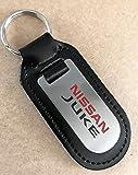 Nissan Juke–Porte-clé–en cuir véritable Porte-clés Porte-clefs