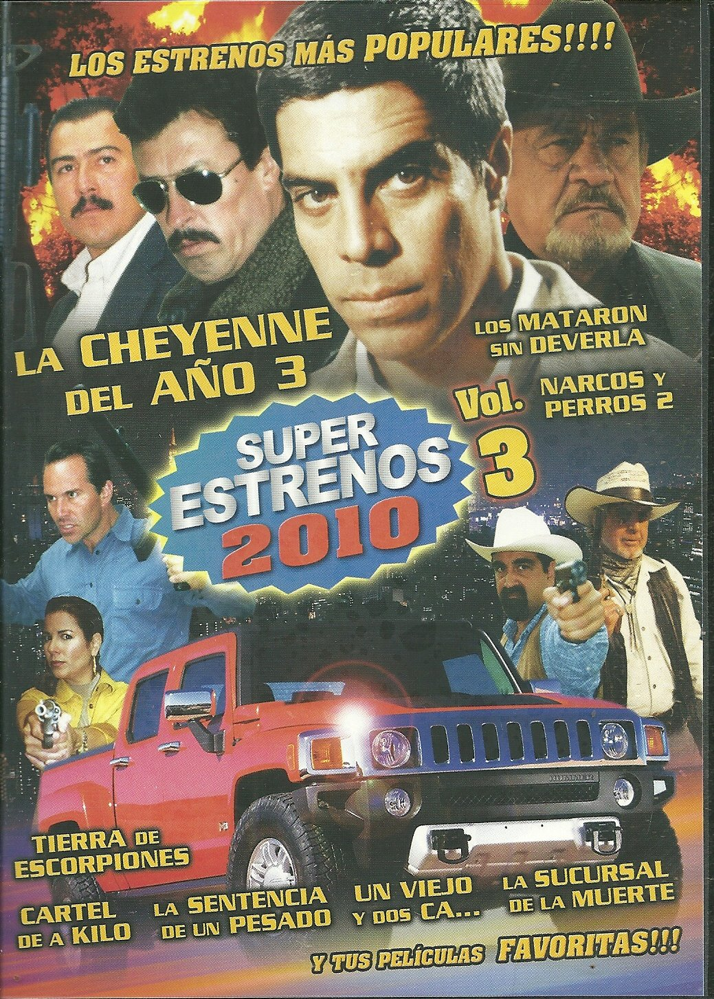 Amazon.com: Super Estrenos 2010: Movies & TV