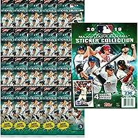 $27 » 2019 Topps MLB Baseball Sticker Starter Kit (20 packs & 1 album)