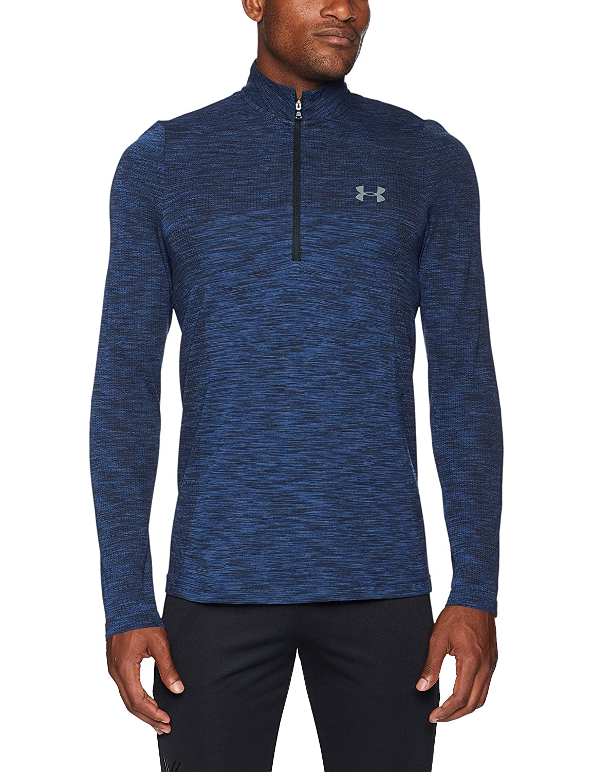Under Armour Herren Vanish Seamless 1/2 Zip Oberteil
