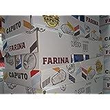 Farine Caputo Blu Type 00 Kg. 1 - Paquet 10 Pièces