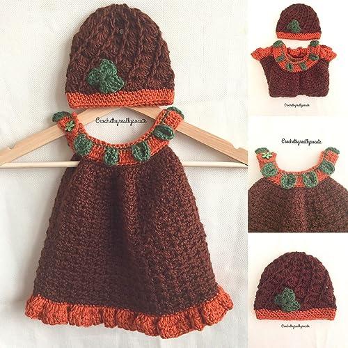 ec748eb66d97 Amazon.com  Baby first thanksgiving dress