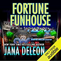 Fortune Funhouse: Miss Fortune Mysteries, Book 19