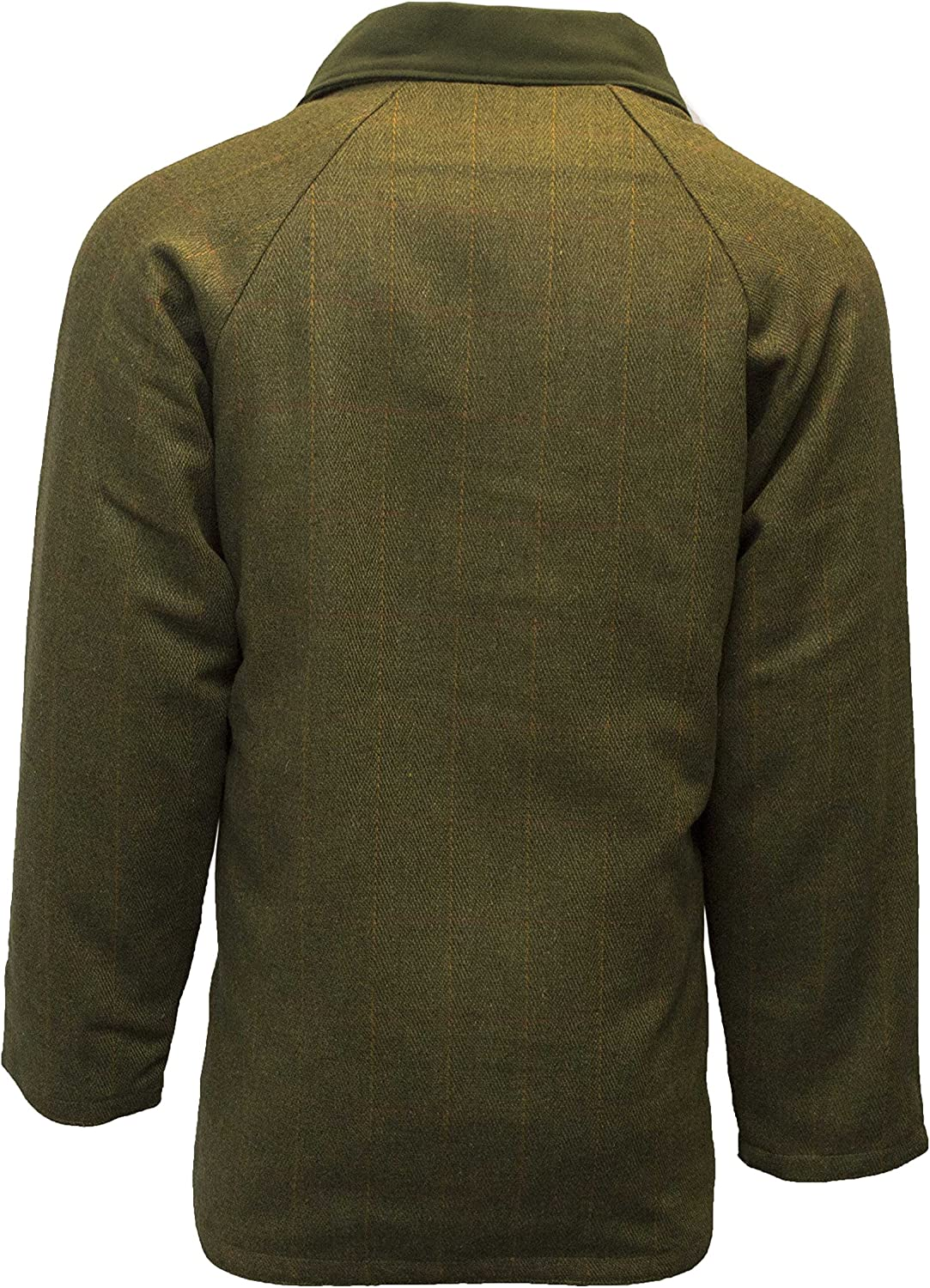 TWEED SHOOTING VEST WOOL BUTTON FRONTED NEW SIZES M//L//XL//XXL HUNTING CLAYS
