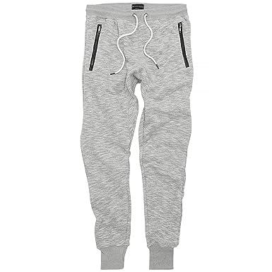 Brave Soul para Hombre Keith Cuffed Panelled - Pantalones de ...