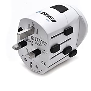Orei M8 Plus All-in-One Worldwide Travel Plug Adapter