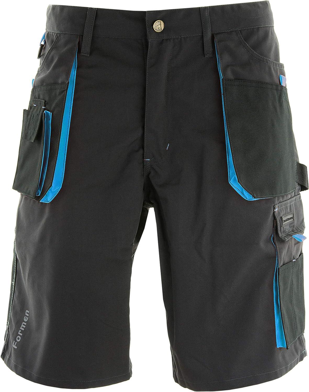 65/% poli/éster//35/% algod/ón Reis Pantalones Cortos De Trabajo Pantalones De Jard/ín 270g//m/²
