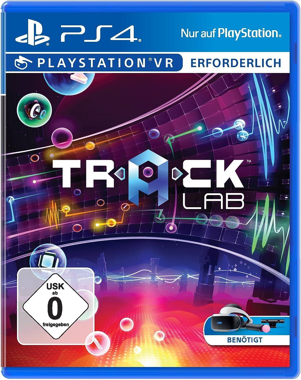 Track Lab [PlayStation VR] [Importación alemana]: Amazon.es: Videojuegos