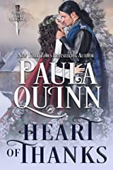 Heart of Thanks: An Historical Romance Novella (Hearts of the Highlands) Kindle Edition