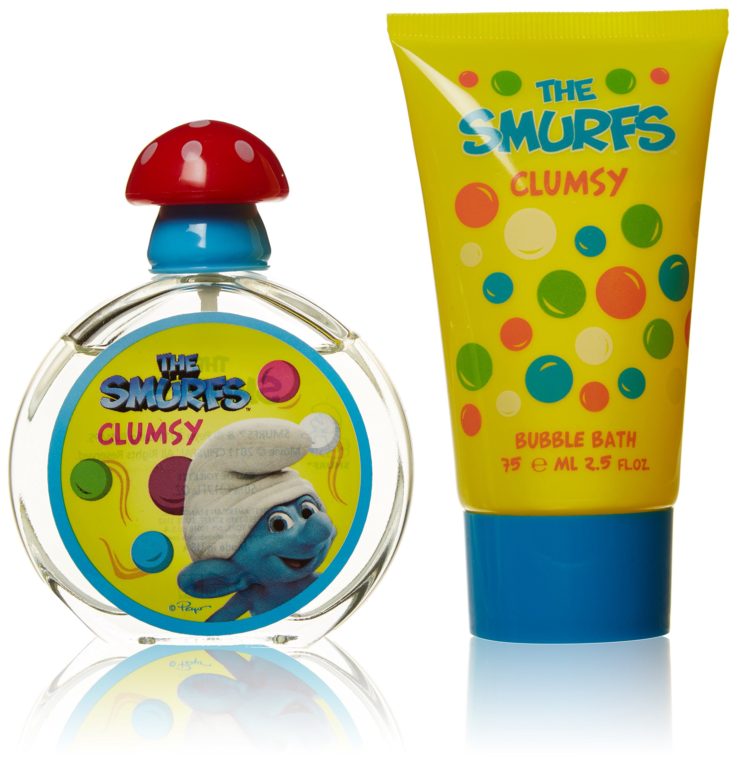 First American Brands The Smurfs Clumsy for Kids, 2 Count