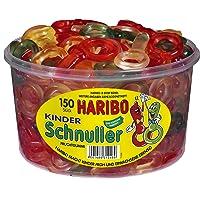 Haribo Baby Dummy/Kinder Schnuller, 1200g Tub