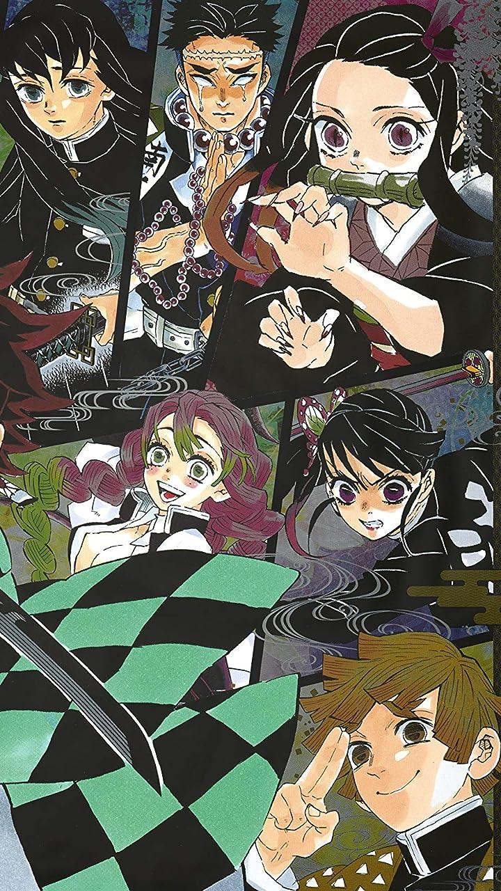 鬼滅の刃 鬼殺隊 HD(720×1280)壁紙画像