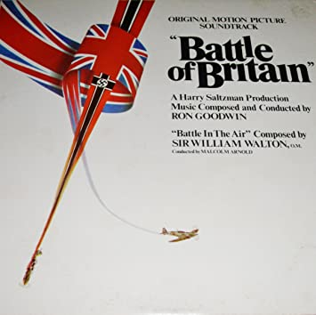 Battle of Britain / Vinyl record : Ron Goodwin, Ron Goodwin ...