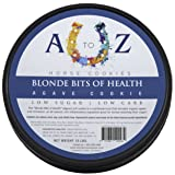 Horse Cookie Treat: Blond Bits of Health Flavor