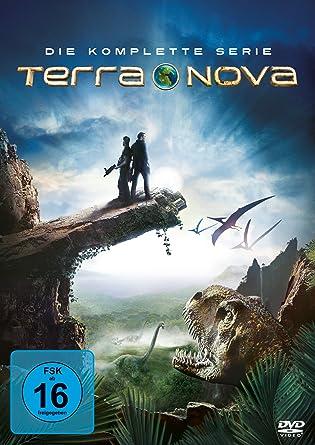 Terra Nova Die Komplette Serie 4 Dvds Amazonde Jason Omara