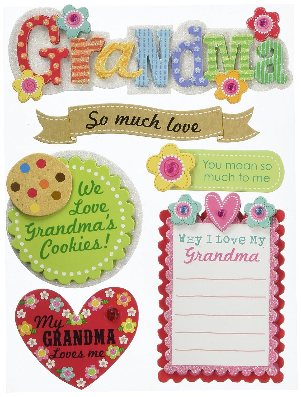 ソフトの話されていたテーマにした装飾おばあちゃん B00BBKNAXC