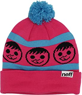 3a0de425c NEFF Unisex-Adult's Lawrence Washed Beanie, Grey, One Size at Amazon ...