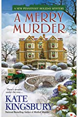 A Merry Murder (A Special Pennyfoot Hotel Myst) Paperback