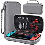 BEBONCOOL Carrying Case for Nintendo Switch, Switch Travel Case Work with Nintendo Switch Dock Case, Portable Switch Carry Ca