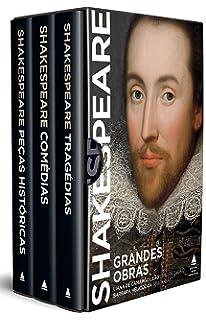 Grandes Obras de Shakespeare - Caixa (Em Portuguese do Brasil)