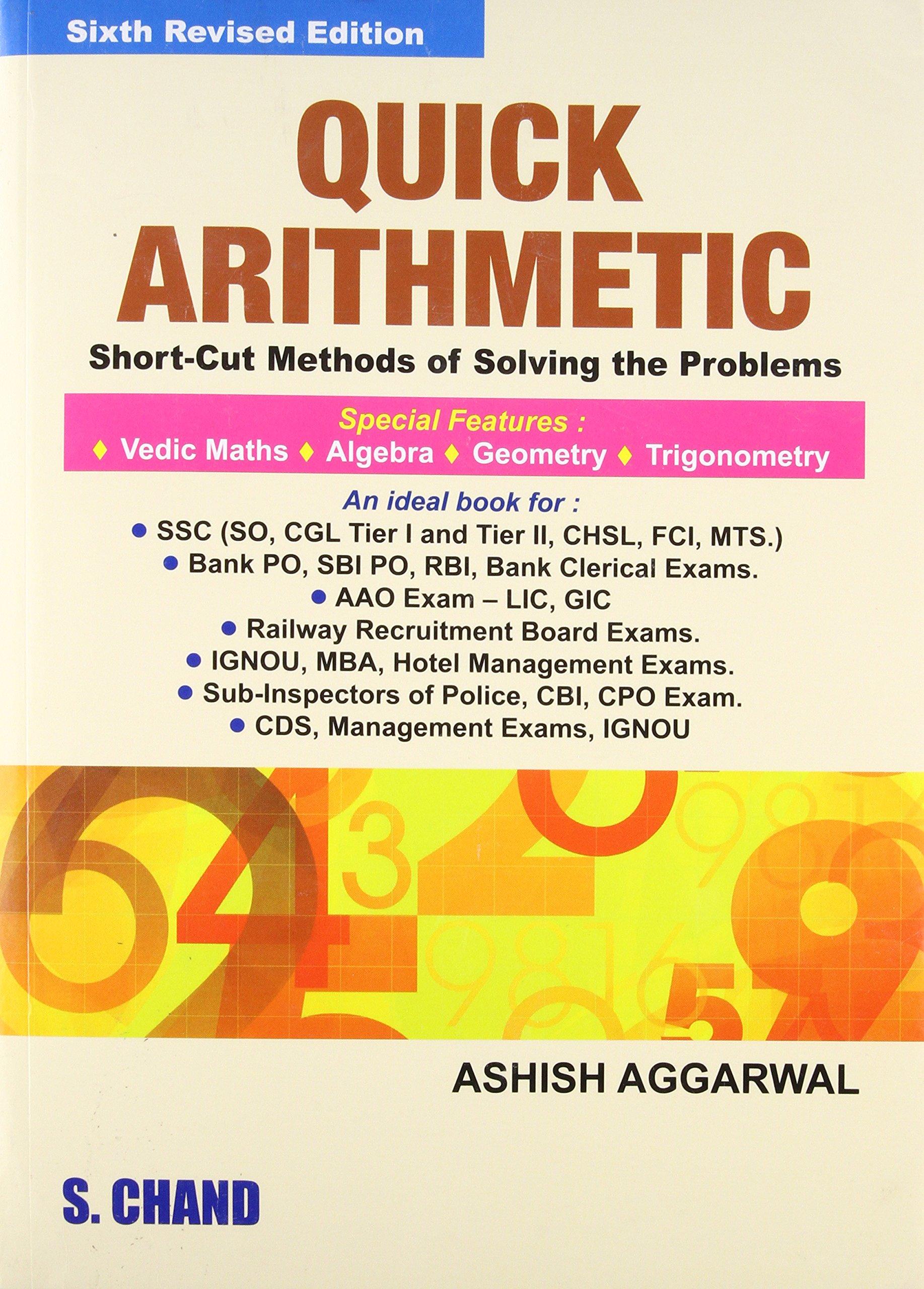 Quick Maths Book
