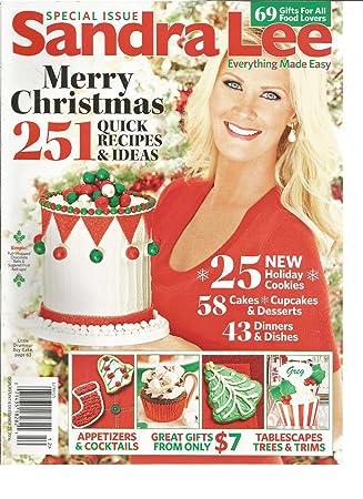 Sandra lee christmas gift ideas
