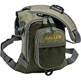 Allen Bear Creek Micro Fishing Chest Vest, Olive
