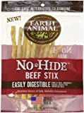Earth Animal No-Hide Beef Stix, 10ct (Beef)
