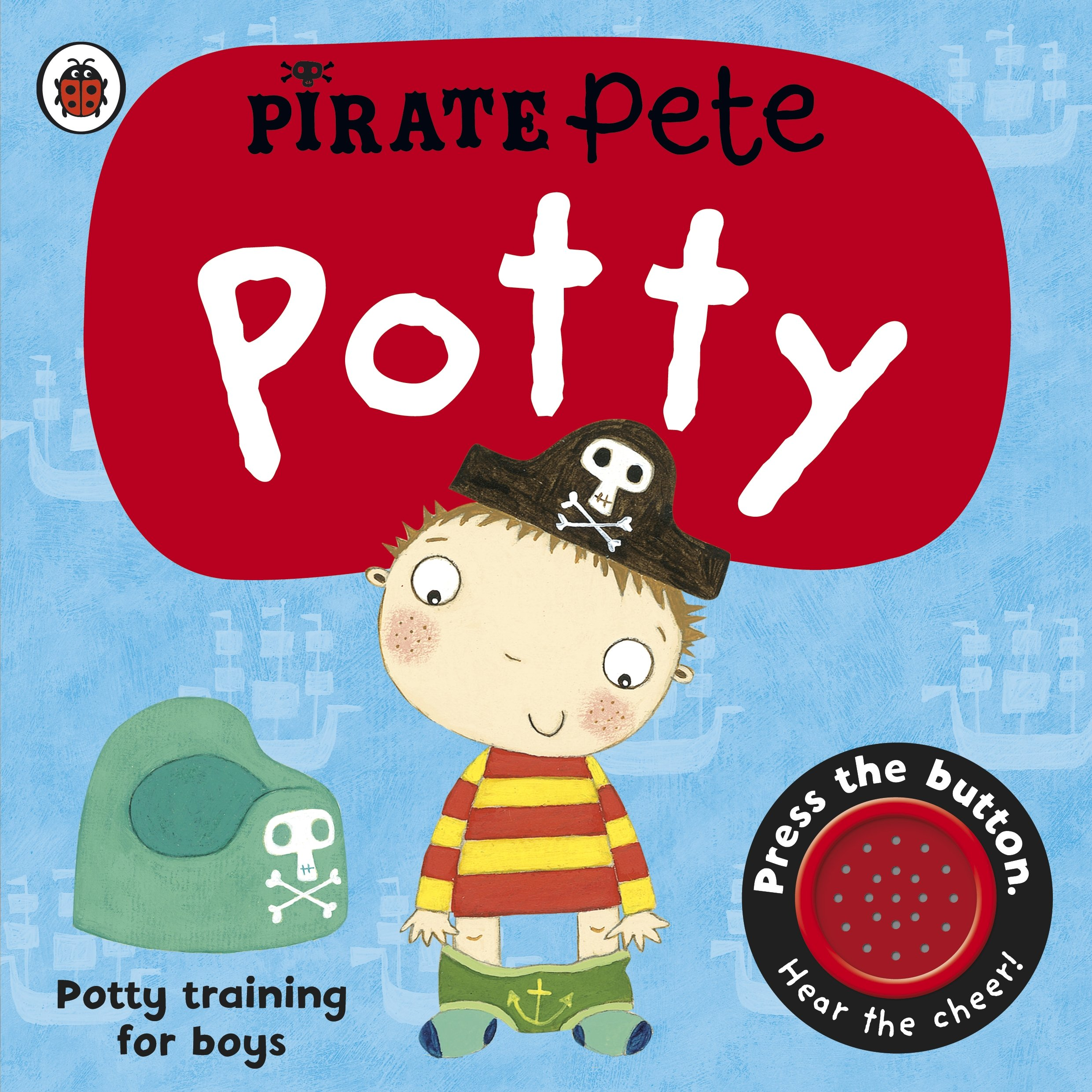 a4 boy potty toilet training chart stickers amazon co uk pirate pete s potty