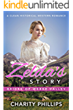 Zelda's Story: A Clean Historical Western Romance (Brides Of Weber Valley Book 1)
