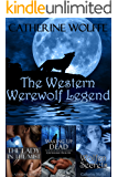 The Western Werewolf Legend (Books 1-3)
