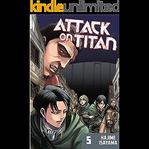 Attack on Titan Vol. 5