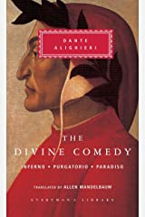 The Divine Comedy: Inferno; Purgatorio; Paradiso (in one volume) (Everyman's Library) (Everyman's Library Classics Series) Hardcover