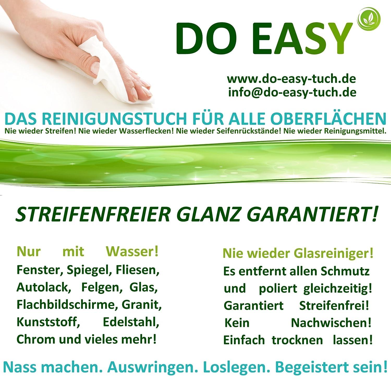 DO EASY Reinigungstuch: Amazon.de: Küche & Haushalt