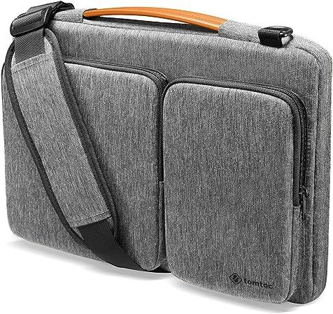 Laptop Messenger Bag for Apple MacBook Pro 16 Microsoft Surface HP Pavilion