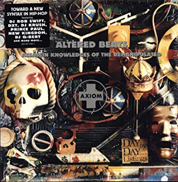 Various artists altered beats assassin knowledges of the altered beats assassin knowledges of the remanipulated vinyl malvernweather Choice Image