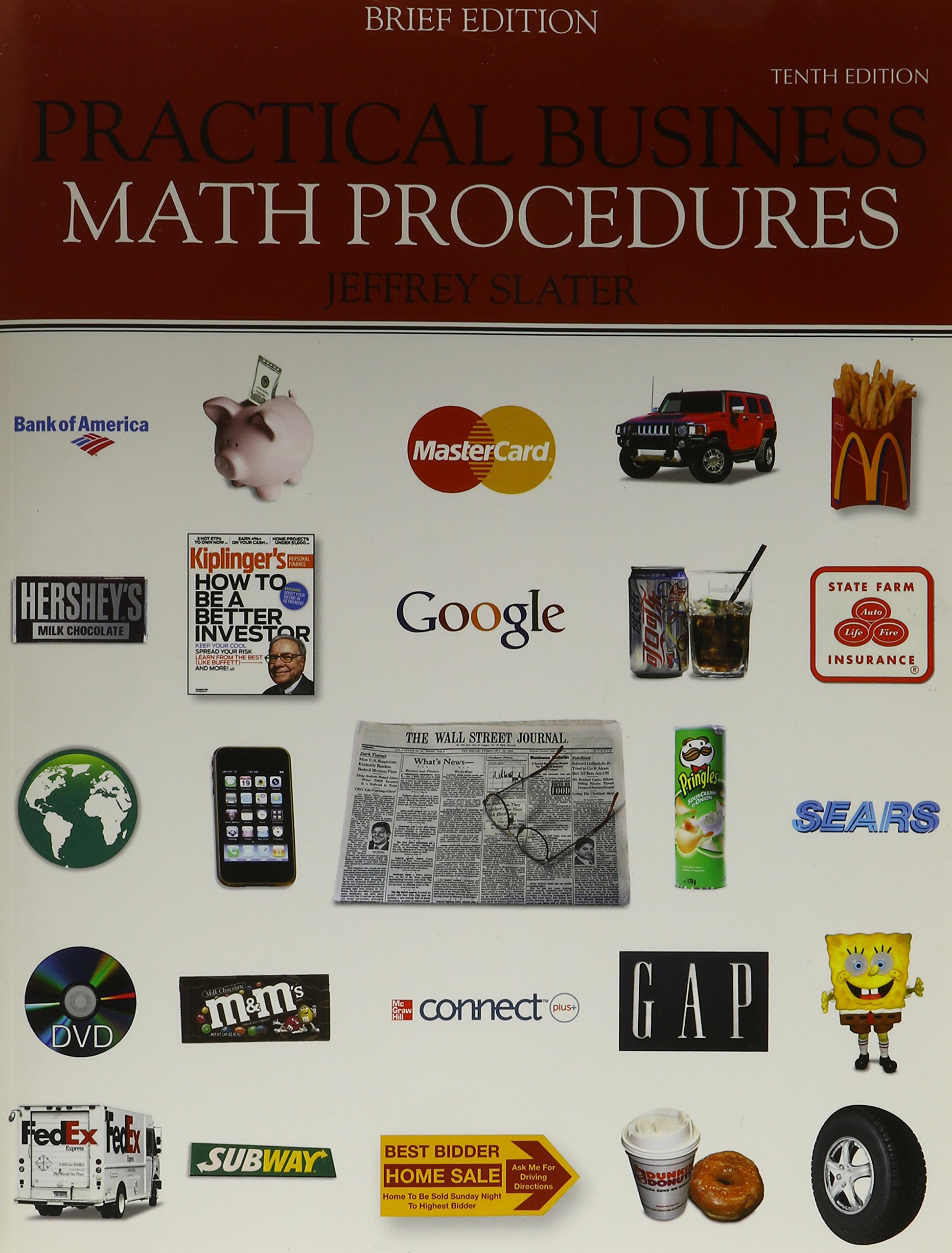 Download Practical Business Math Procedures, Brief Edition pdf