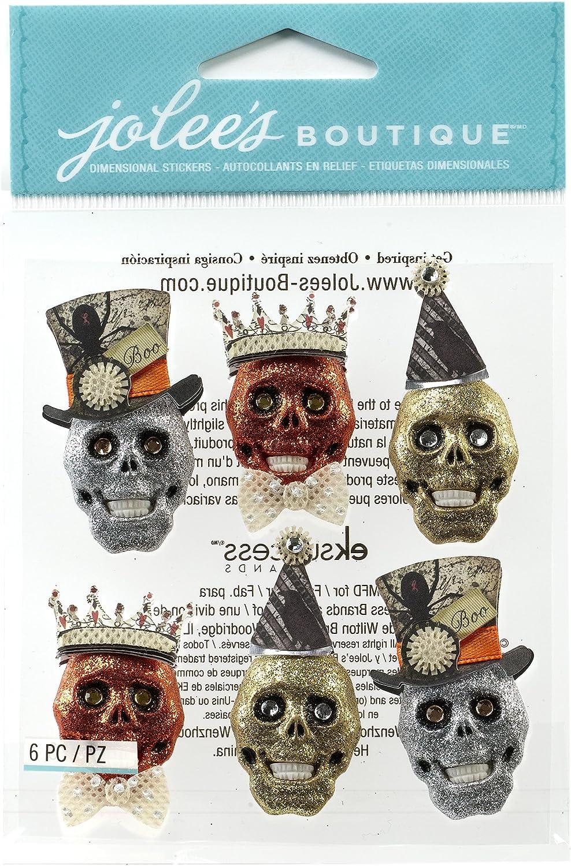 Jolees boutique medium pack Owl repeats  dimensional sticker  embellishments